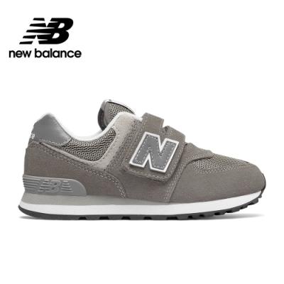 【New Balance】童鞋_中性_灰色_YV574GG-W楦
