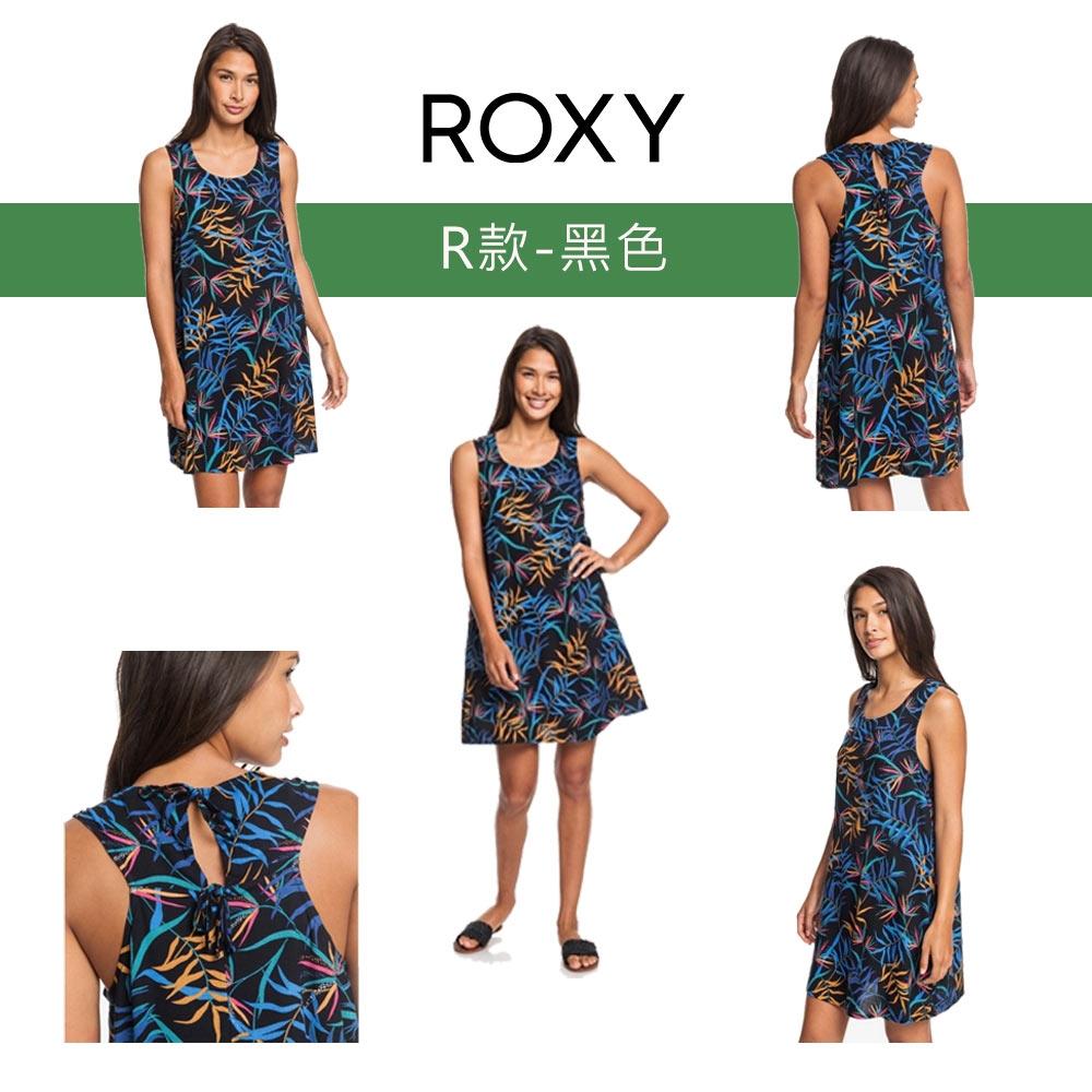 【獨家39折起】ROXY精選女裝/洋裝$888 (任選) (尺寸XS-M) (R款-黑色)