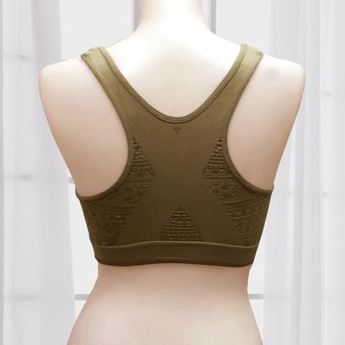 BVD Ladies DAILY系列 舒適胸罩(卡其)