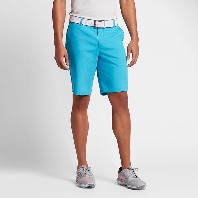 NIKE GOLF 男高爾夫運動短褲 藍 839862-447
