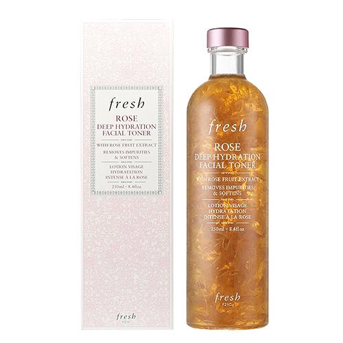 fresh 玫瑰深層保濕柔膚水250ml 國際限定版