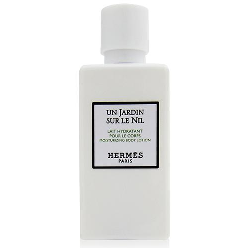 HERMES愛馬仕 尼羅河花園中性淡香水身體乳40ml 無盒版(法國進口)