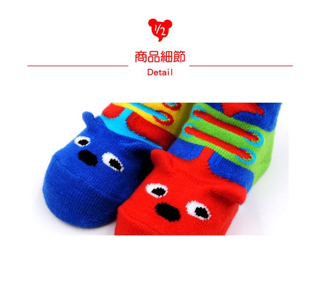 WHY AND 1/2 mini 普普熊寶寶鞋襪
