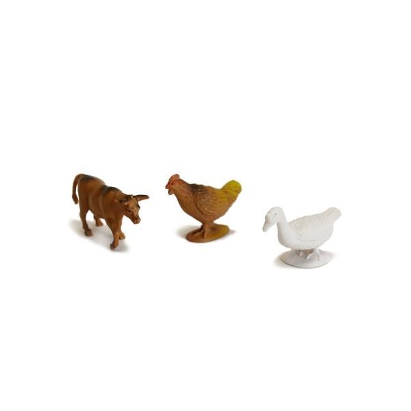 TERRA 農場動物