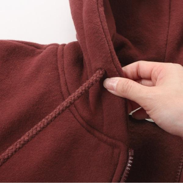 溫暖內磨毛拉鍊連帽外套‧男12色-OB嚴選
