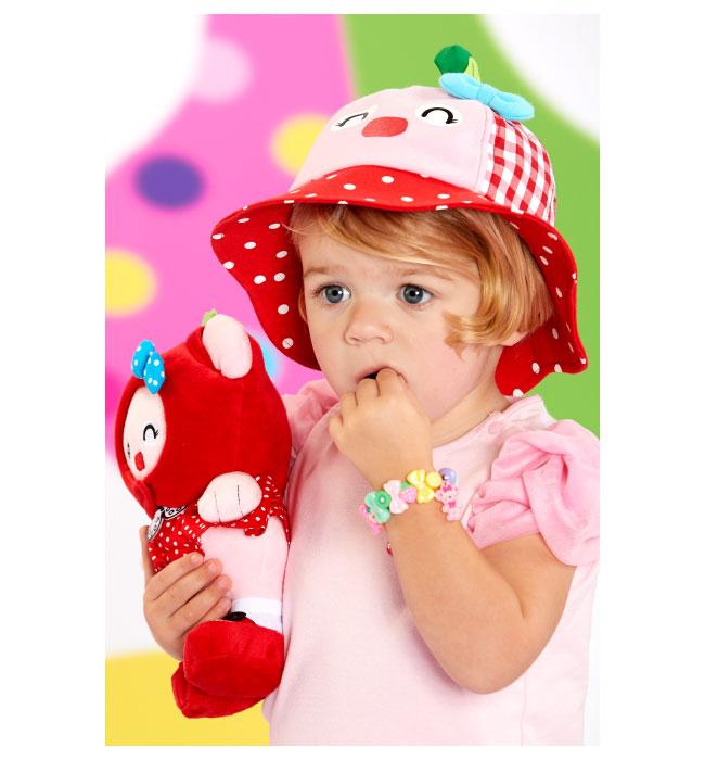 WHY AND 1/2 mini 造型遮陽帽 多色可選