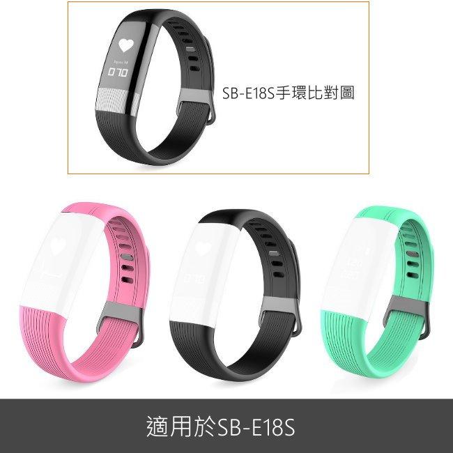 JSmax SB-E18S 錶帶
