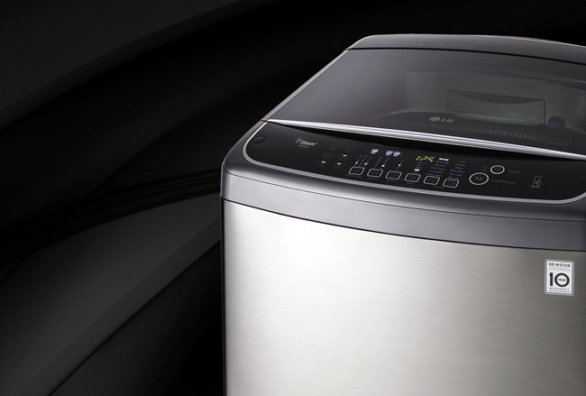 LG樂金 11公斤 變頻直驅式洗衣機 WT-SD117HSG 銀色