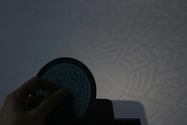 賽先生科學 青銅透光鏡(十二生肖)