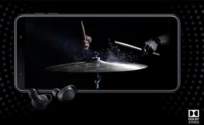 Samsung Galaxy A7 2018 (4G/128G) 6吋智慧型手機-黑【拆封新品】