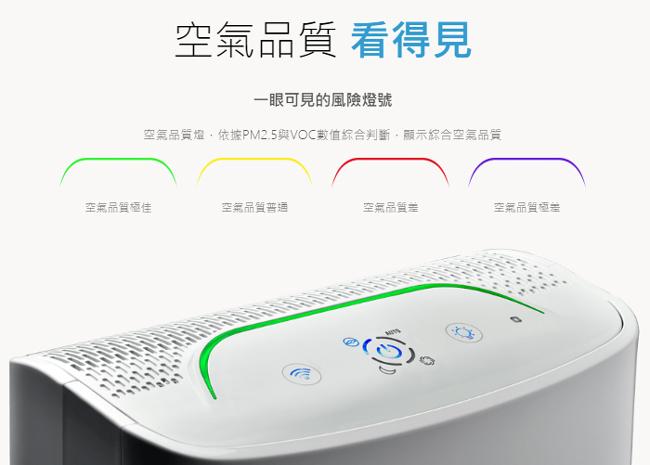 特賣【BRISE】C200(附濾網啟用碼)全球第一台人工智慧醫療級空氣清淨機