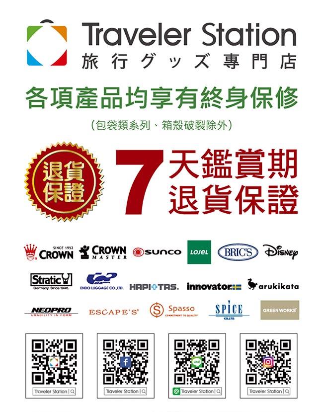 日本HAPI+TAS 摺疊旅行袋  大-迪士尼