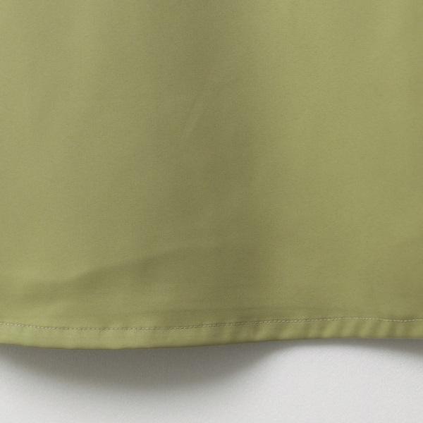 純色簡約後背交叉寬版背心/套裝-OB嚴選
