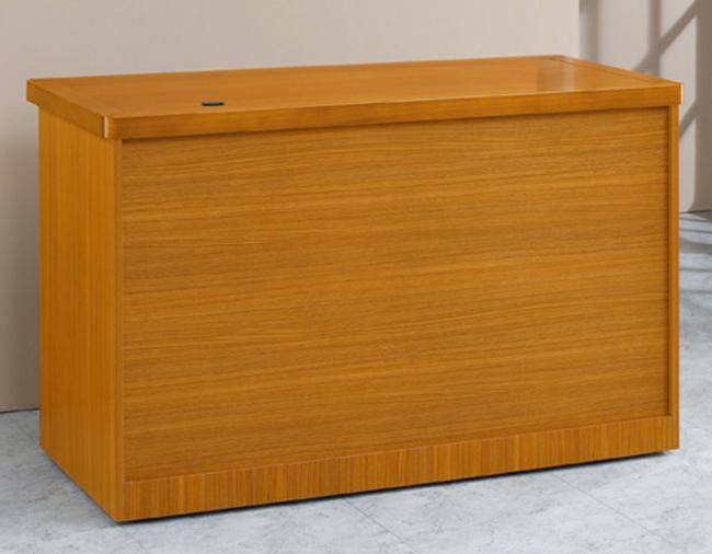 AS-威利浮雕4.2尺實木書桌-127x59x82cm