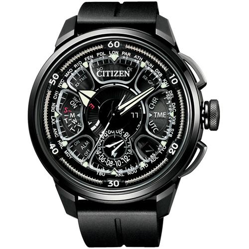 (無卡分期24期)CITIZEN PROMASTER GPS衛星對時腕錶(CC7005-16F)
