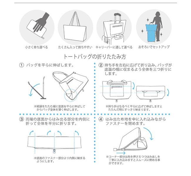 日本HAPITAS 日本原廠授權 摺疊托特包購物袋 迪士尼