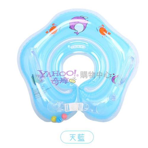 colorland 新生兒充氣脖圈嬰兒頸圈