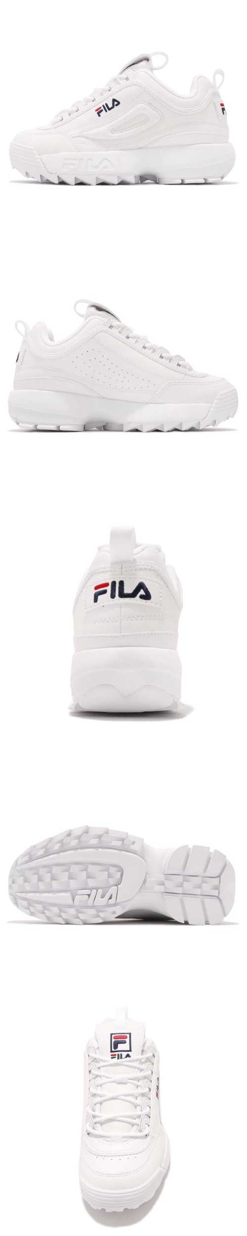 Fila 休閒鞋 Disruptor 2 復古 女鞋