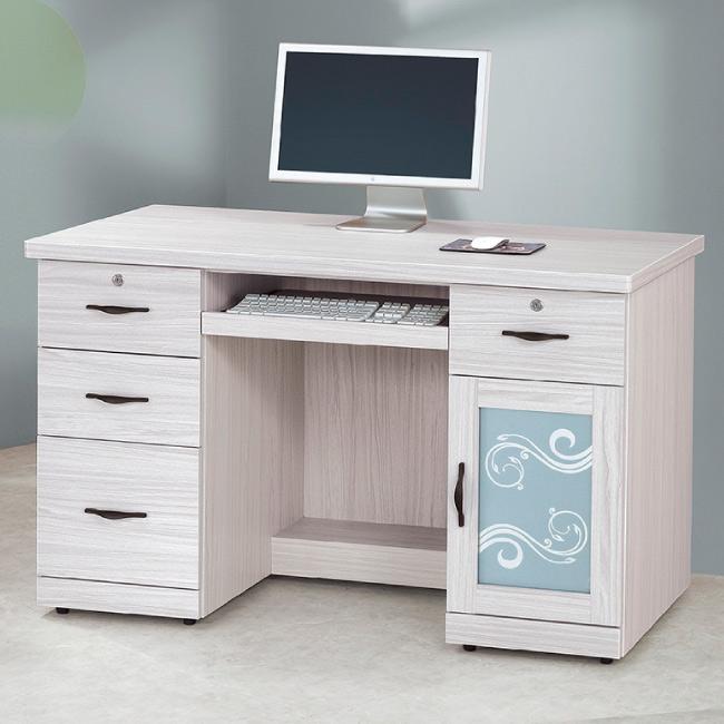 AS-貝拉4.2尺電腦桌-126x60x81cm