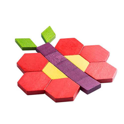 希臘 MiDeer - 250片百變幾何拼圖