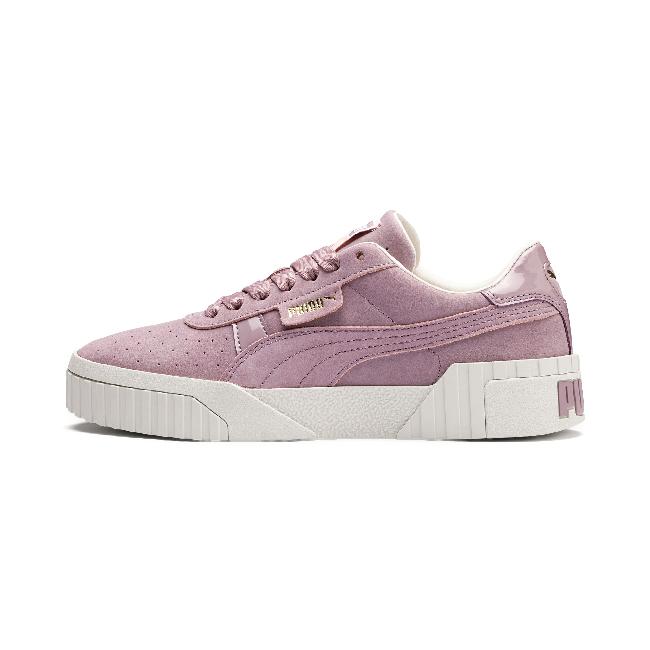 女)PUMA Cali Nubuck Wn's 復古厚底休閒鞋