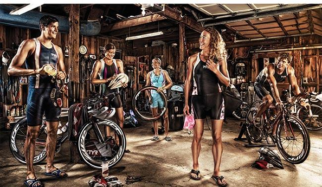 美國TYR 女車褲 Womens Basic Bike Pants