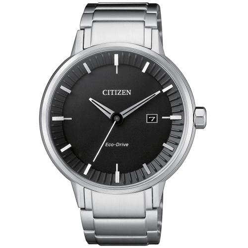 CITIZEN 簡約風格光動能時尚腕錶/BM7370-89E
