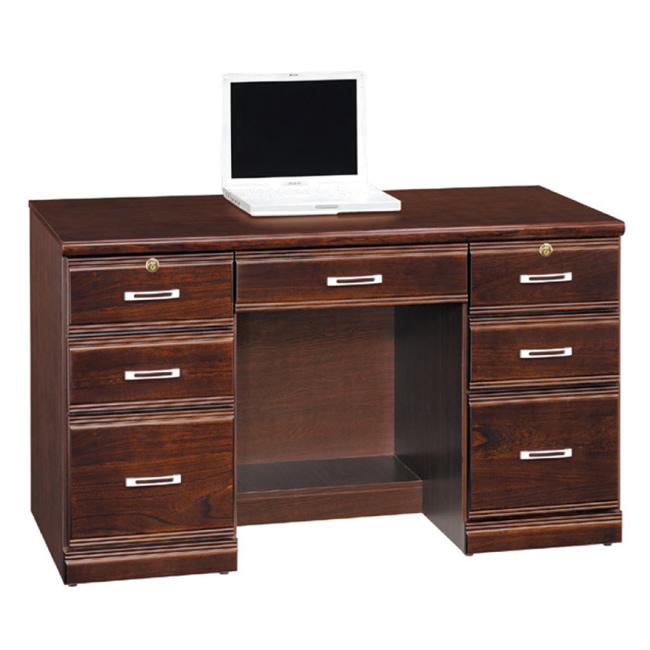 AS-凱特實木4.2尺書桌下座-126x58.5x75cm