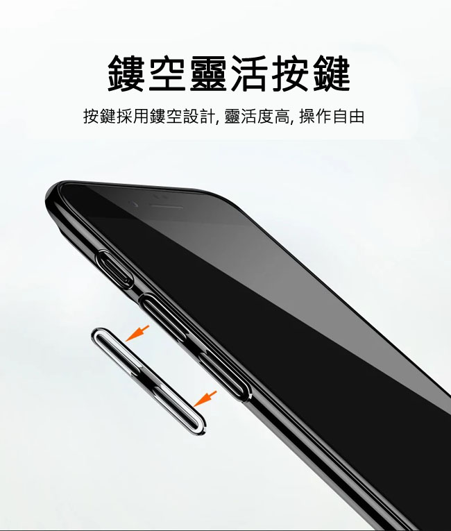 IN7 商務系列 iPhone 6/6S Plus 磨砂款 超薄PC硬殼