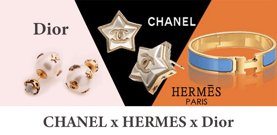 HermesChanel/Tiffany95折