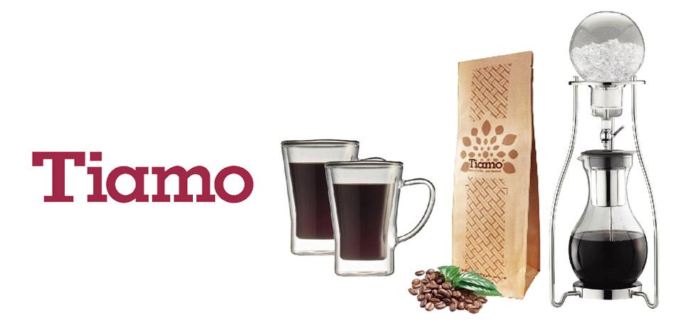Tiamo咖啡器具特賣會