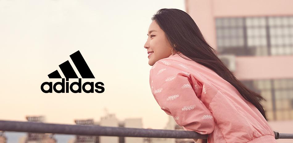 adidas 全館商品7折起任選1件9折