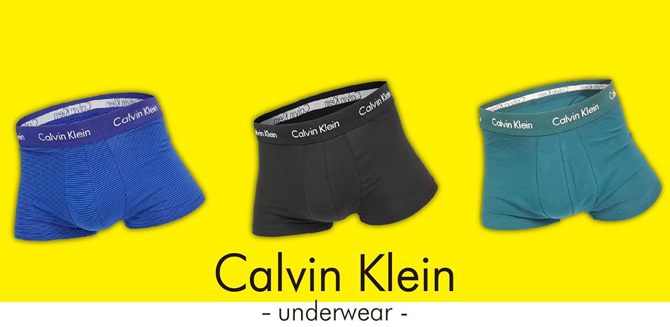 Calvin Klein彈性合身內褲699起
