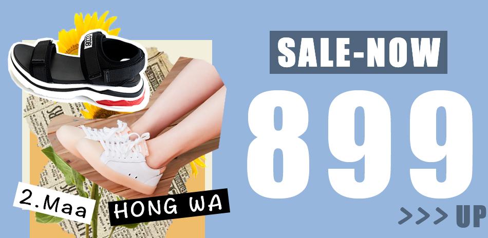 2.MaaxHongWa盛夏零度C女鞋均價899