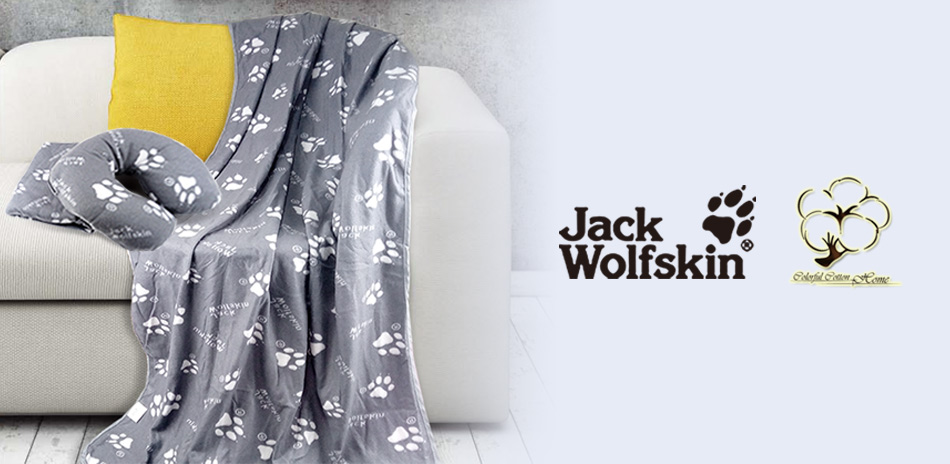 Jack Wolfskin 采棉居寢飾42折起