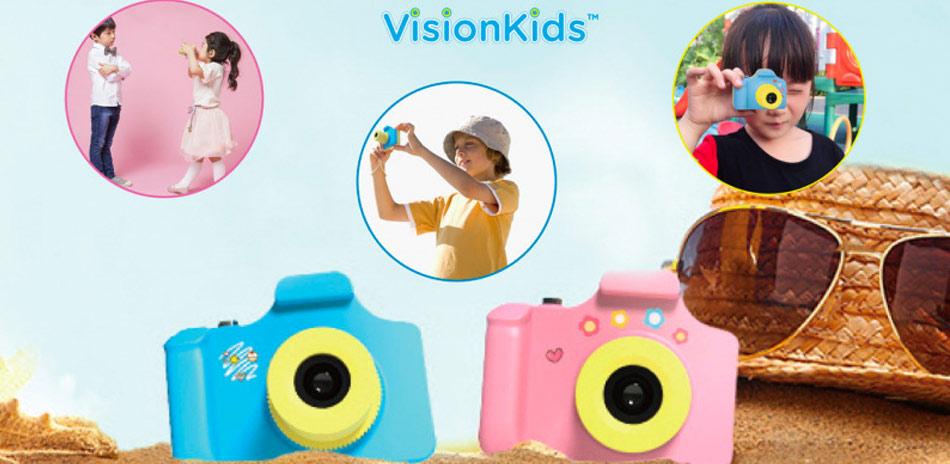 日本VisionKids 兒童相機推薦