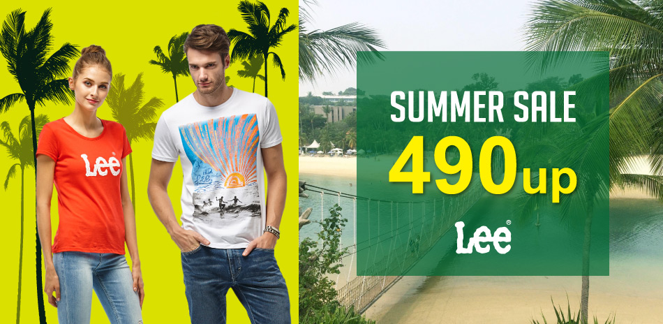 Lee Summer Sale↘ 490起