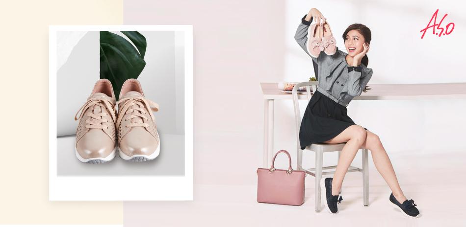A.S.O阿瘦集團 舒適機能休閒鞋 $1288起