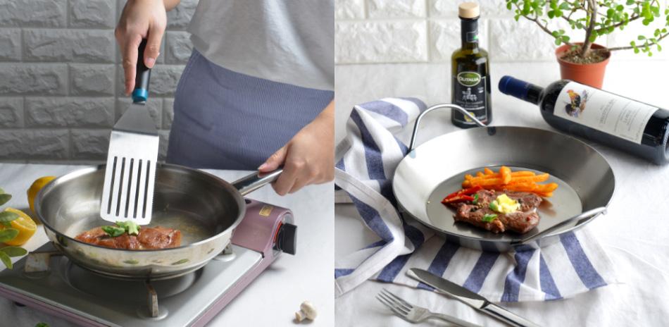 進口品牌精選 做出驚艷料理的品牌鍋具 結帳8折