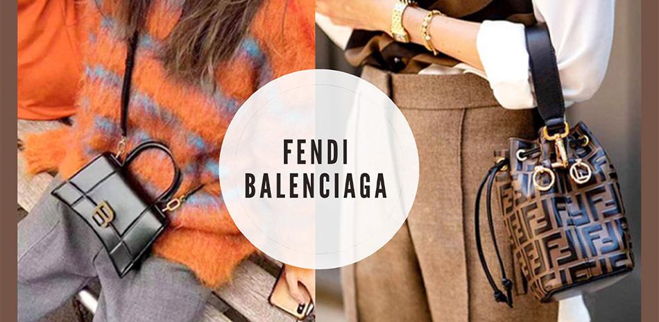 FENDI/Balenciaga夏出清5折起