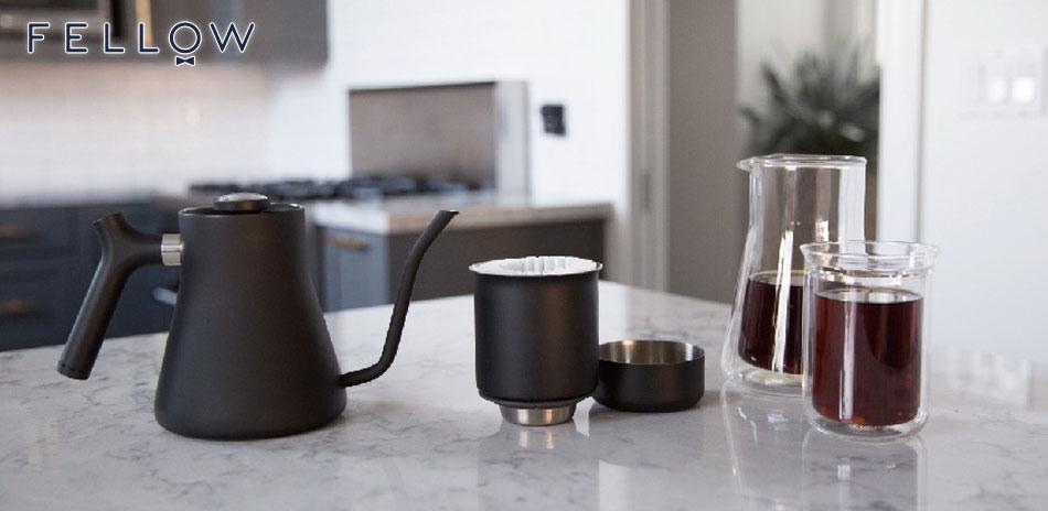 舊金山FELLOW 咖啡沖泡器具