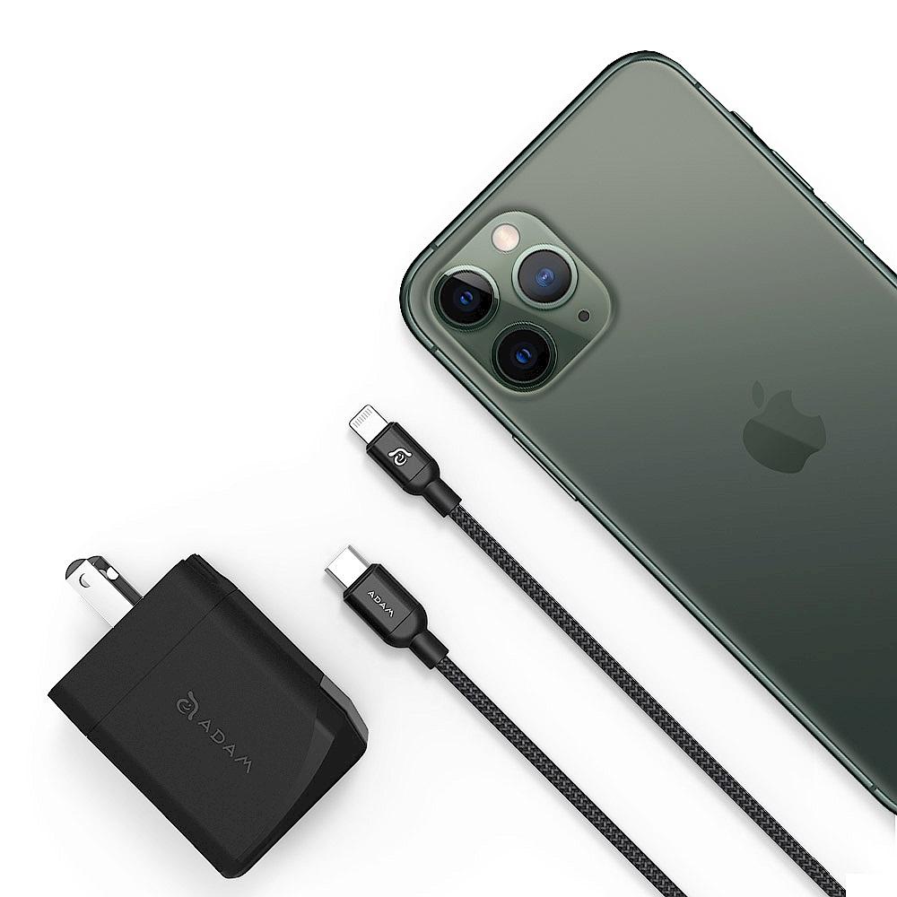 Apple超值組- iPhone11 Pro Max 64G+亞果元素快充組