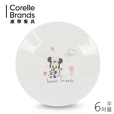 【康寧CORELLE】童玩趣 米奇/米妮 餐盤碗3件組-MNC0301 product thumbnail 4