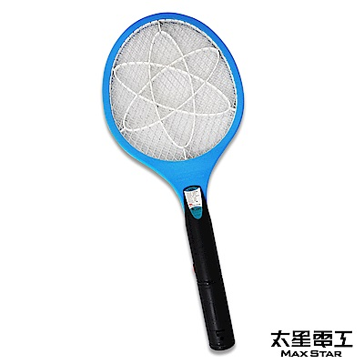 (超值組)太星電工 打耳蚊2號電池式捕蚊拍+4尺延長線 product thumbnail 3