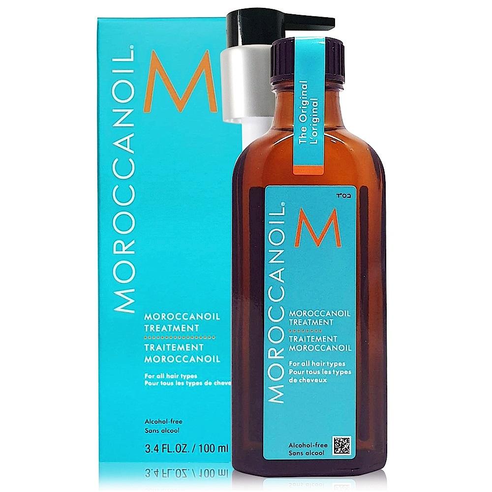 MOROCCANOIL 摩洛哥優油囤貨超值3入組
