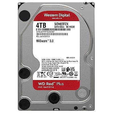 【NAS組合】WD 4TB 2入組 NAS硬碟(WD40EFZX)+ QNAP TS-253D-4G 網路儲存伺服器 product thumbnail 3