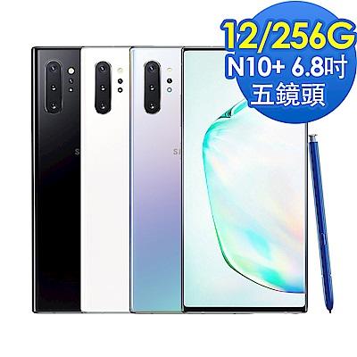 [藍芽喇叭+支架+高速線] Samsung Galaxy Note10+(12G/256G)6.8吋五鏡頭智慧手機 product thumbnail 2