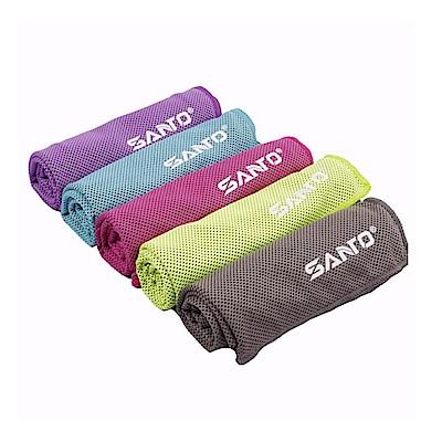 (買一送一)【Santo】山拓 冰巾 速乾毛巾 涼感運動毛巾 防暑冰爽巾