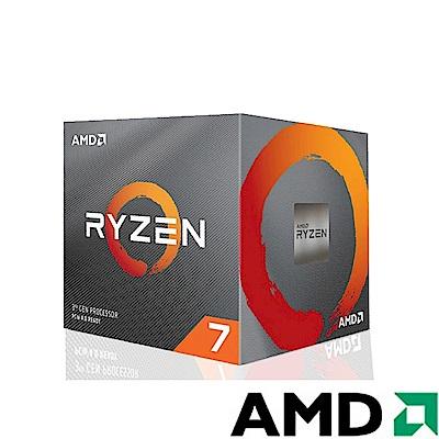 (X470+ R7 3700X )MSI微星 X470 GAMING PLUS MAX 主機板 + AMD Ryzen 7 3700X 3.6GHz八核心 中央處理器 product thumbnail 2