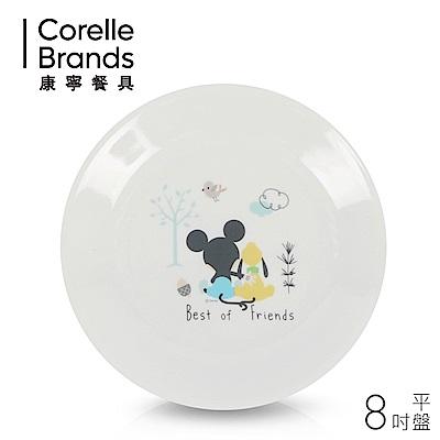【康寧CORELLE】童玩趣 米奇/米妮 餐盤碗3件組-MNC0301 product thumbnail 3